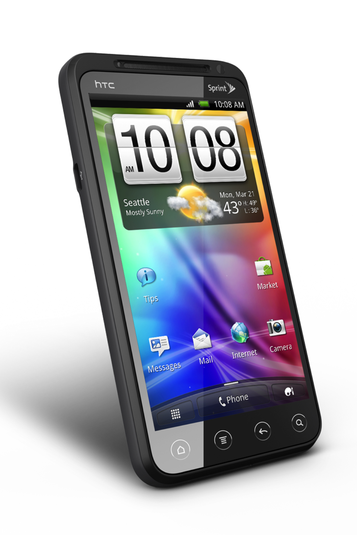 evo3d has arrived pg86100 htc sprint life spent searching rh lifespentsearching com Sprint HTC Hero Sprint HTC Update